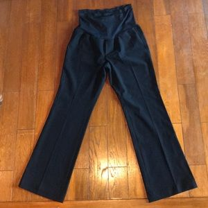 Gap maternity work slacks